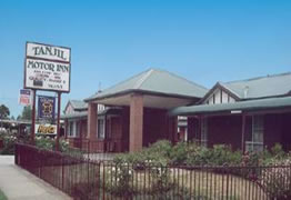Tanjil Motor Inn - Accommodation Nelson Bay