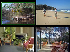 Gipsy Point Lodge - Accommodation Nelson Bay