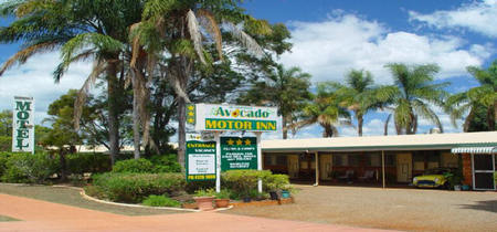 Avocado Motor Inn - Accommodation Nelson Bay