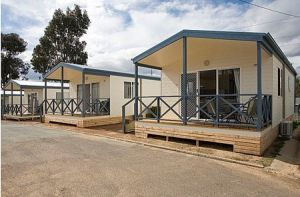 Crestview Top Tourist Park - Accommodation Nelson Bay