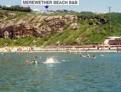 Merewether Beach B And B - Accommodation Nelson Bay
