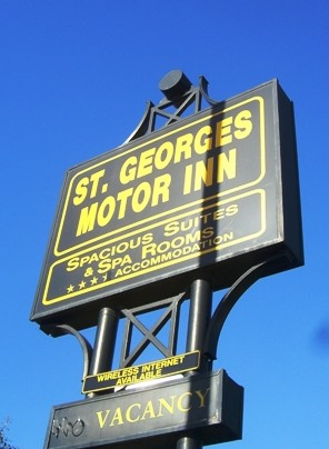 St Georges Motor Inn - Accommodation Nelson Bay