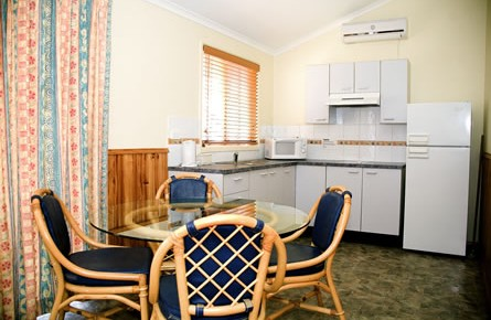 Dunleith Tourist Park - Accommodation Nelson Bay