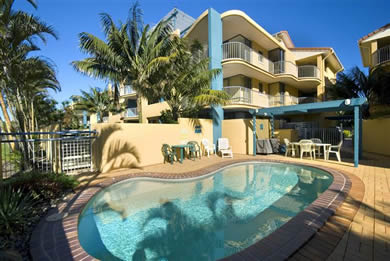 Surf Club Apartments - Accommodation Nelson Bay