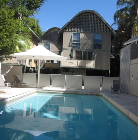 The Hastings Beach Houses - Accommodation Nelson Bay