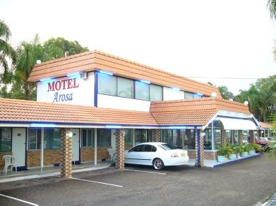 Arosa Motel - Accommodation Nelson Bay