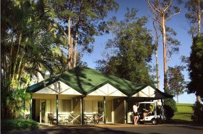 Bonville International Golf Resort - Accommodation Nelson Bay