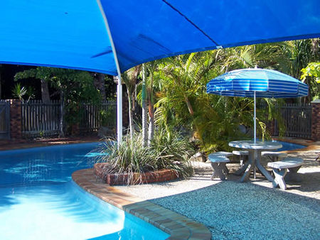 Palm Valley Motel and Holiday Units - Accommodation Nelson Bay