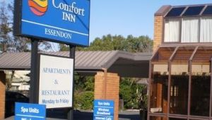 Comfort Inn  Suites Essendon - Accommodation Nelson Bay