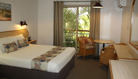 Colonial Village Motel - Accommodation Nelson Bay