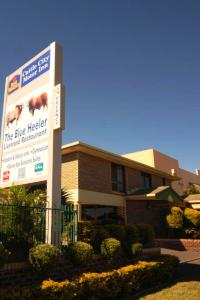 Cattle City Motor Inn - Accommodation Nelson Bay