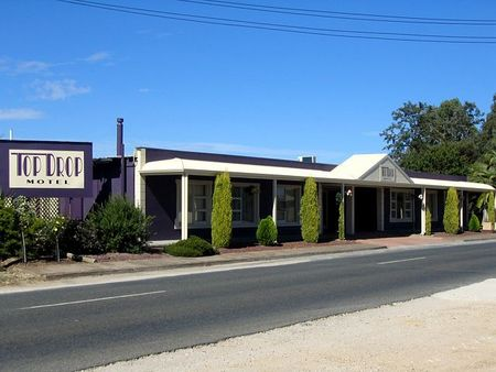 Top Drop Motel - Accommodation Nelson Bay
