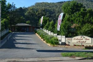 Bright Colonial Inn Motel - Accommodation Nelson Bay