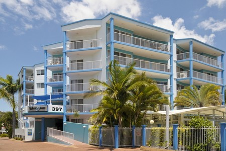 White Crest Luxury Apartments - Accommodation Nelson Bay