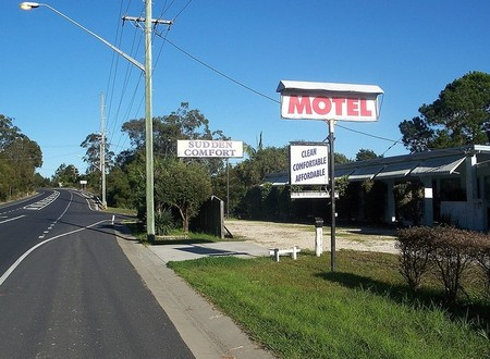 Sudden Comfort Motel - Accommodation Nelson Bay