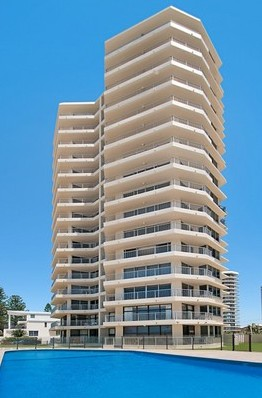 Beachside Tower - Accommodation Nelson Bay