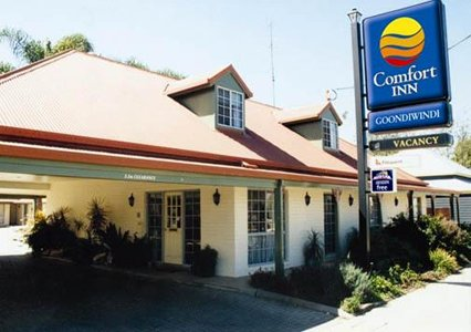 Comfort Inn Goondiwindi - Accommodation Nelson Bay