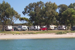 Streaky Bay Foreshore Tourist Park - Accommodation Nelson Bay