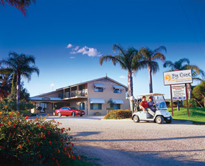 Big River Motor Inn - Accommodation Nelson Bay