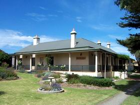 Seaview Lodge K.I. - Accommodation Nelson Bay