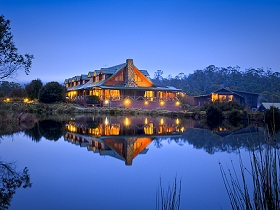 Peppers Cradle Mountain Lodge - Accommodation Nelson Bay