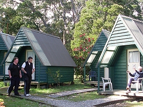Strahan Backpackers YHA - Accommodation Nelson Bay