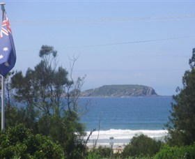 Unit Two Island View - Accommodation Nelson Bay
