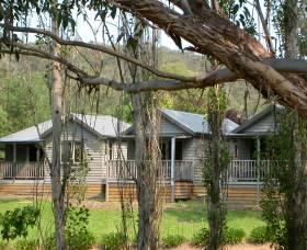 The Homestead Cabins Brogo - Accommodation Nelson Bay