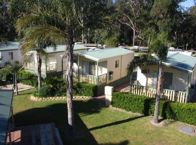 Jervis Bay Caravan Park - Accommodation Nelson Bay