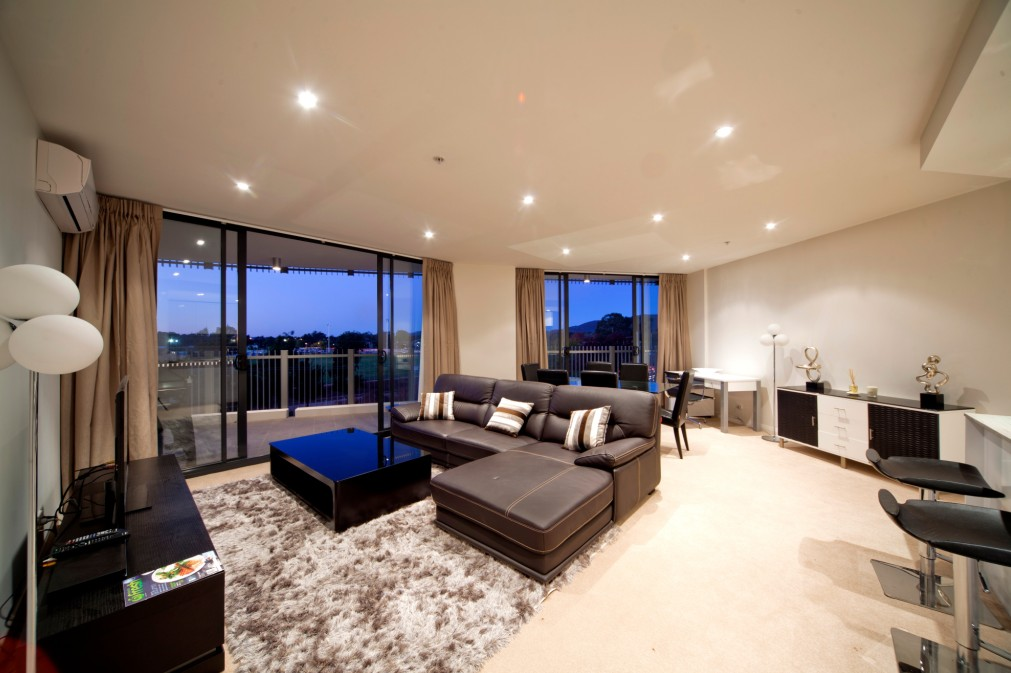 Axis Apartment Short Term Accommodation - Accommodation Nelson Bay