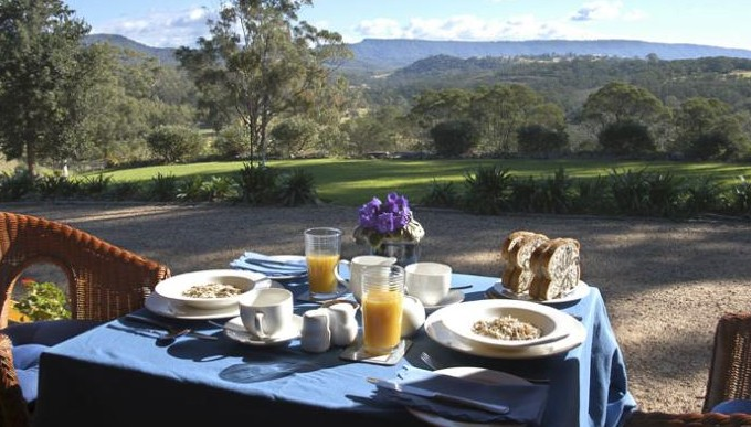 Acacia House Bed and Breakfast - Accommodation Nelson Bay