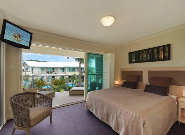 Pacific Blue Townhouse 358 - Accommodation Nelson Bay