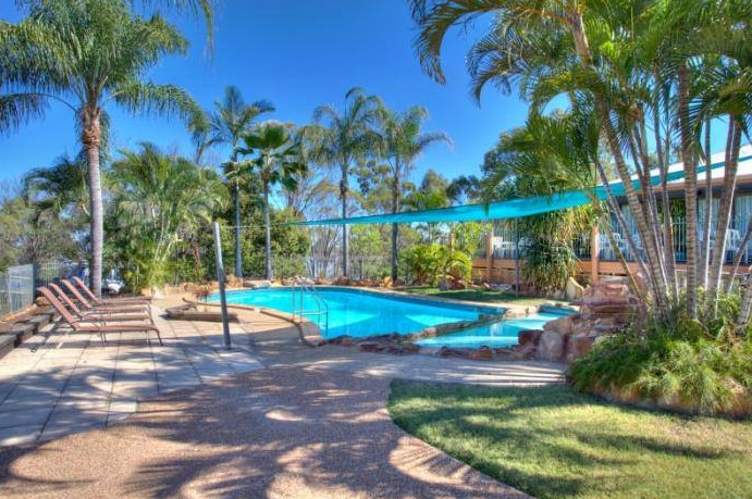 Lake Maraboon Holiday Village - Accommodation Nelson Bay