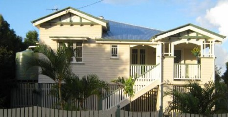 Eco Queenslander Holiday Home and BB - Accommodation Nelson Bay