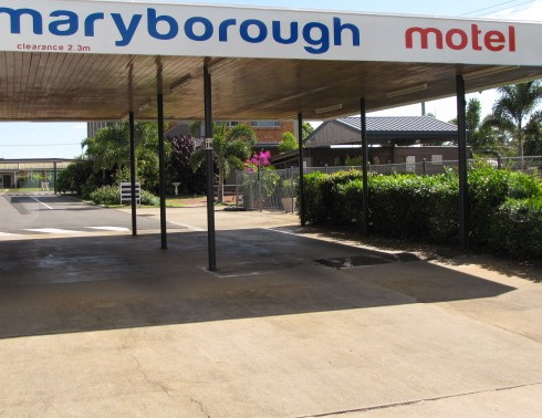 Maryborough Motel and Conference Centre - Accommodation Nelson Bay