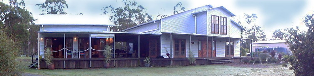 Tin Peaks Bed and Breakfast - Accommodation Nelson Bay