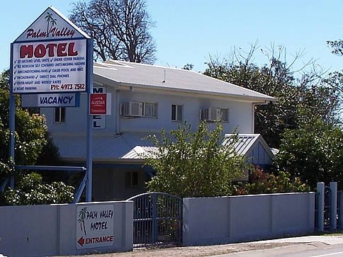 Palm Valley Motel and Self Contained Holiday Units - Accommodation Nelson Bay