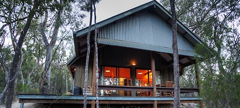 Girraween Environmental Lodge - Accommodation Nelson Bay