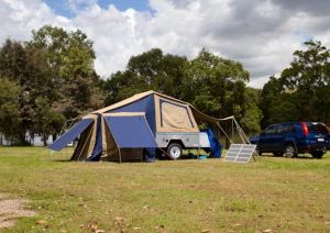 Lake Somerset Holiday Park - Accommodation Nelson Bay
