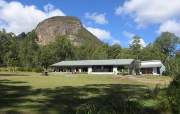 Zengarra Country House and Pavilions - Accommodation Nelson Bay