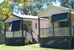 Dalby Tourist Park - Accommodation Nelson Bay