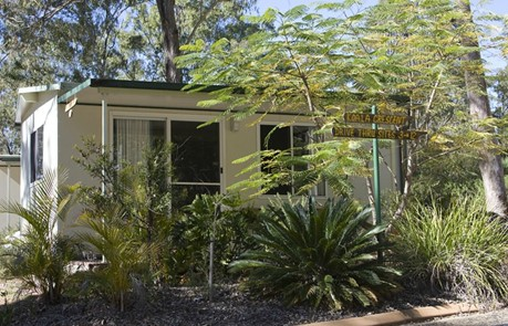 Barambah Bush Caravan Park - Accommodation Nelson Bay