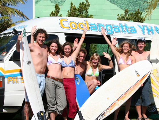 Coolangatta YHA Backpackers Hostel - Accommodation Nelson Bay