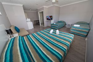 Burleigh Gold Coast Motel - Accommodation Nelson Bay
