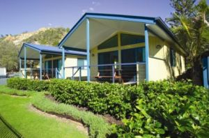 Gold Coast Tourist Parks Ocean Beach - Accommodation Nelson Bay