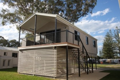 Gold Coast Tourist Parks Tallebudgera Creek - Accommodation Nelson Bay