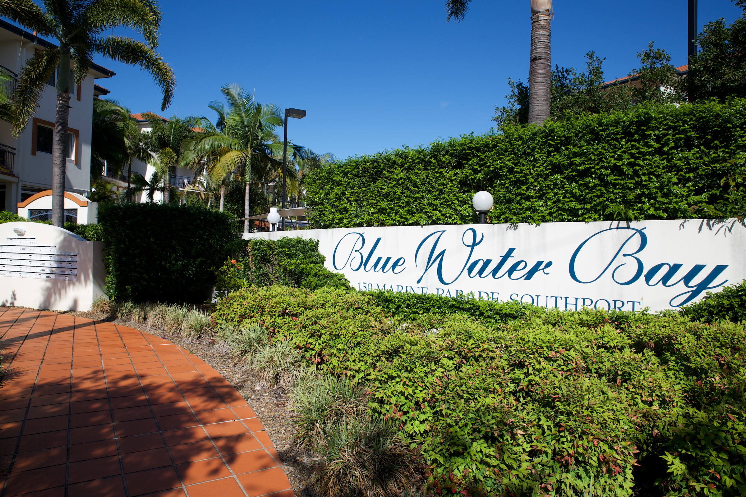 Blue Water Bay Luxury Villas - Accommodation Nelson Bay