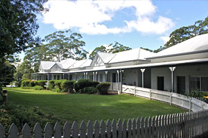 Woodleigh Homestead Bed  Breakfast - Accommodation Nelson Bay