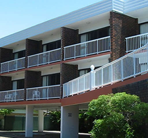 Estuary Motor Inn - Accommodation Nelson Bay