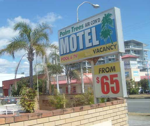 Palm Trees Motel - Accommodation Nelson Bay